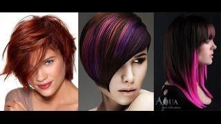 Причёски | Мелирование / Колорирование(, 2014-10-21T14:09:05.000Z)