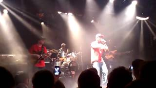 Barrington Levy Live 25/06/2012 - Under me Sensi / Murderer