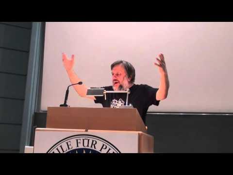 Slavoj Zizek - Where Hegel wasn't Hegelian Enough: Sex, Rabble and Revolution