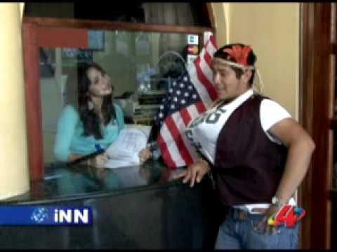 solicitando la visa americana - INN