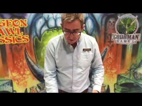 Judges Guild Promo Video - GAMA Trade Show 2017