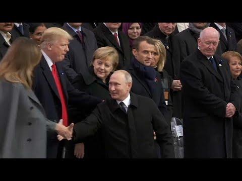 بوتين آخر الواصلين
