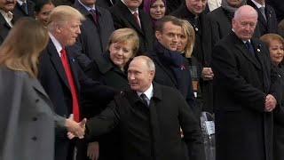 بوتين آخر الواصلين إلى منصة الكبار.. وانفتاح على الحوار مع واشنطن…