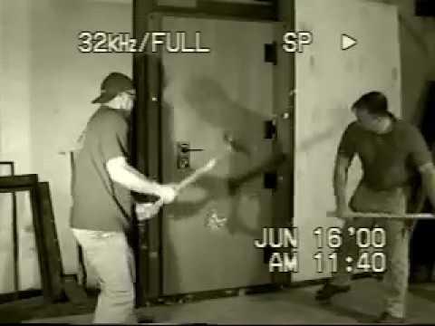 RB-Doors Forced-Entry Door & RB-Doors Forced-Entry Door - YouTube pezcame.com
