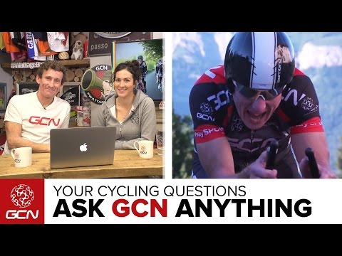 How Do I Stop Lower Back Pain? Ask GCN Anything About Cycling