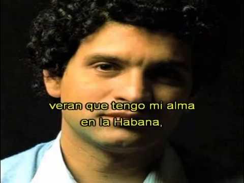 KARAOKE  Carlos Cano   Habaneras de Cadiz