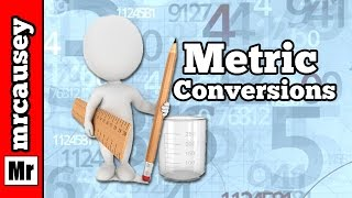 Chemistry - Metric Prefixes and How to Convert Metrics