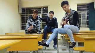 Cover '' Bình Yên Nơi Đâu '' [F.M.C] club :  Nobi tuấn ft Hiệp zyn ft Kẹo cao su