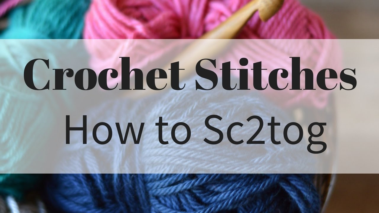 How to Crochet the Invisible Decrease for Amigurimi Crochet | 720x1280