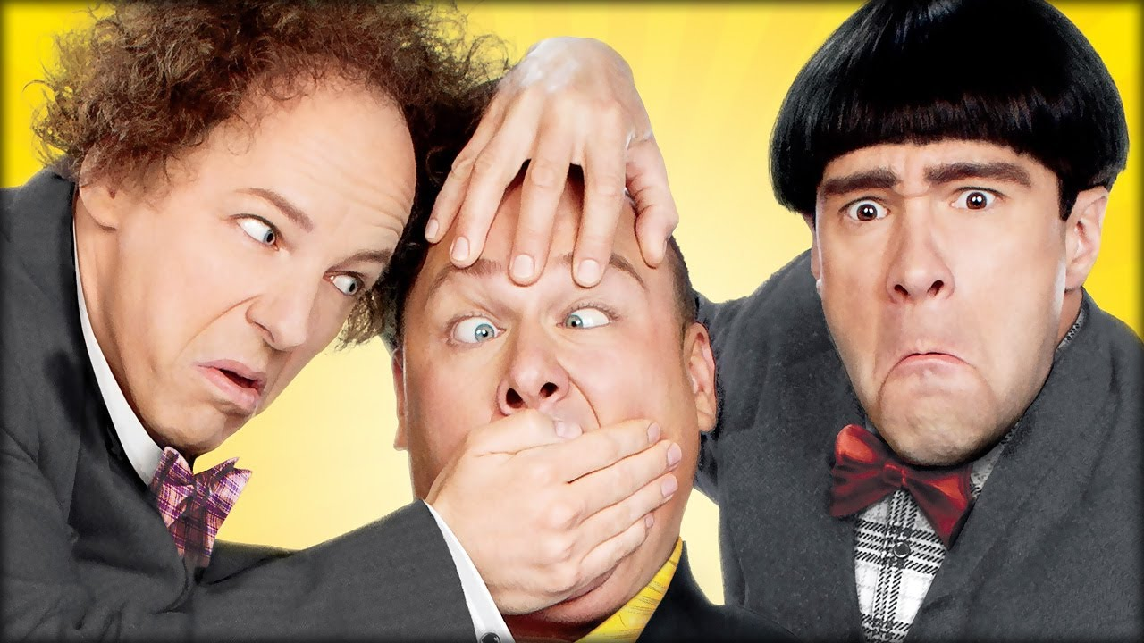 Los Tres Chiflados The Three Stooges Hd Official