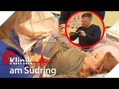 Vater filmt Geburt: Jetzt ekelt er sich vor seiner Frau und dem Baby! | Klinik am Südring | SAT.1 TV