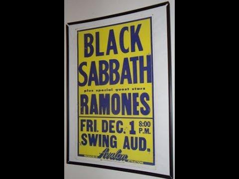 Ramones - Swing Auditorium (San Bernardino, California 1-12-1978)