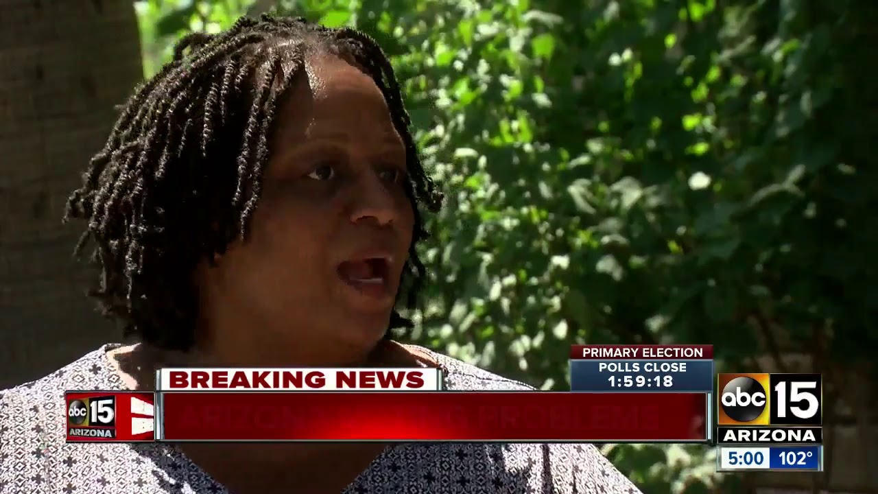 To stop the Black Vote; Polling location problems plague 62 Maricopa County sites In Arizona