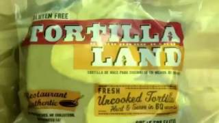 how to make tortillas with uncooked corn tortillas by tortillaland