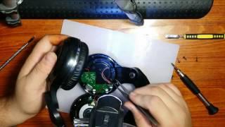 Ремонт кнопок навушників...