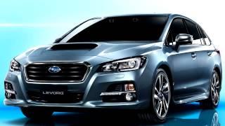 Subaru Levorg Concept 2013 Videos