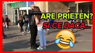 Are Prieten Si Ce Daca... Abordari Pe Strada Agatat Fete Bucuresti Pickup Girls Bucharest ...