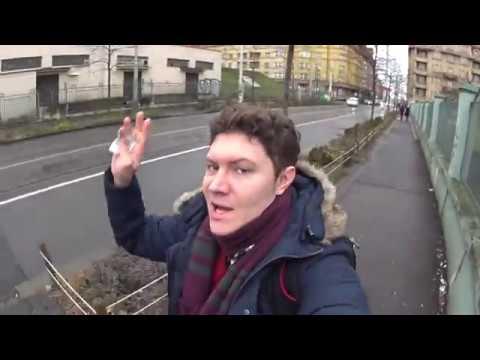 Чехия: хостел в Праге, еда и метро
