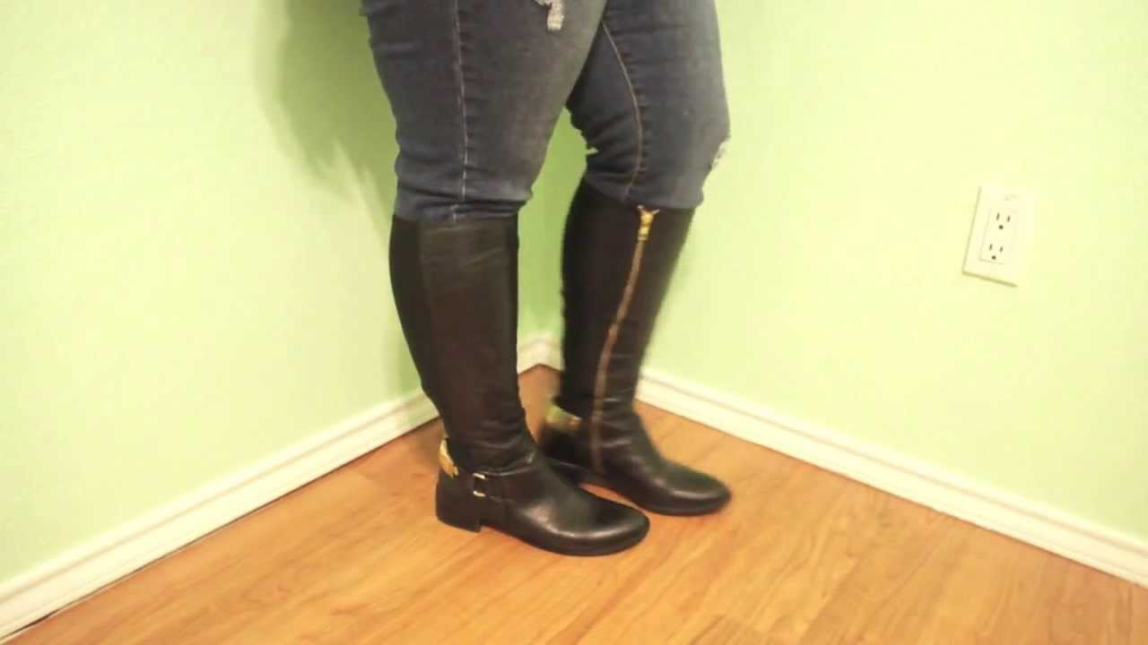 Wide Calf Boots For Plus Size Girls :) - YouTube