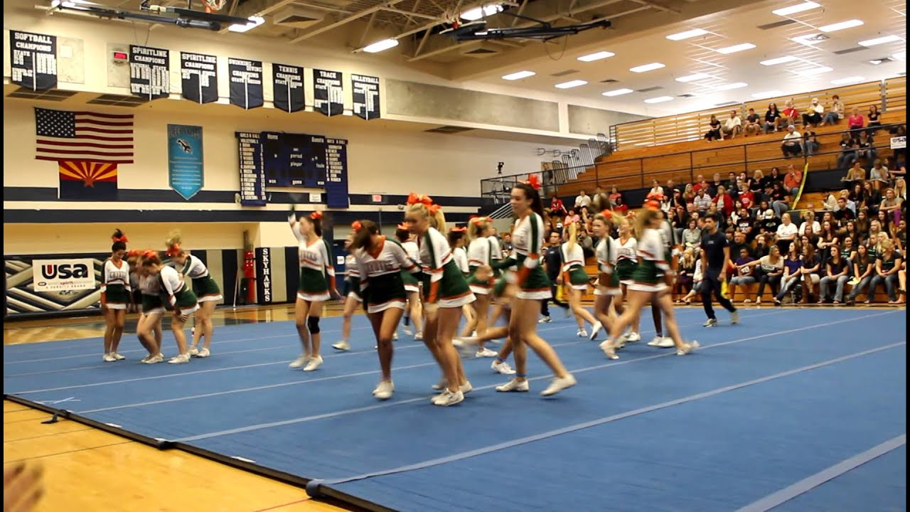 Campo Verde High School Cheer