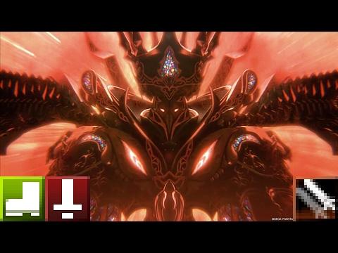 「PSO2」来襲せし虚なる深遠の躯XHソロ/Profound Invasion XH Solo - Bo/Hu