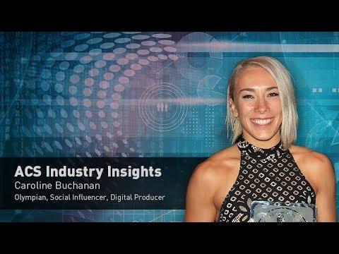 ACS Industry Insights: An interview with Caroline Buchanan, Australian Olympian
