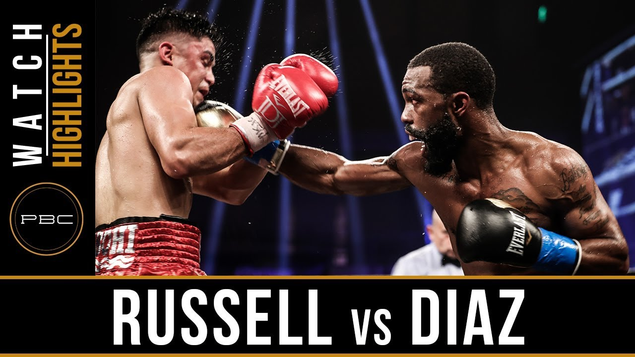 Russell vs Diaz HIGHLIGHTS: May 19, 2018 - PBC on SHOWTIME