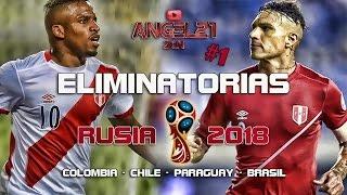 TODOS LOS HORARIOS ELIMINATORIAS CONMEBOL RUSIA 2018 SEPTIEMBRE 2016 Argentina venía bien en las eliminatorias pero cayó ante Colombia en Barranquilla