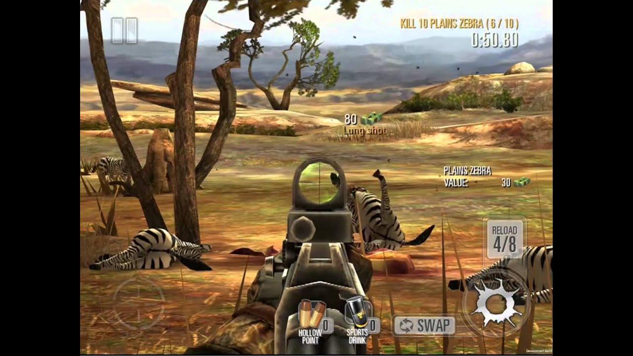 Game Berburu Online