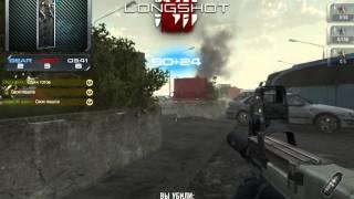 Contract Wars онлайн шутер обзор карты bridge и нескольких оружий.