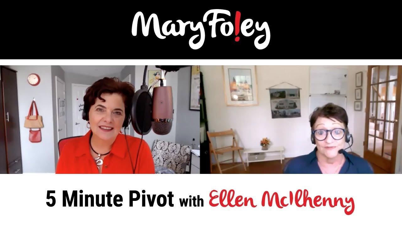 5 Minute Pivot: Ellen McIllhenny