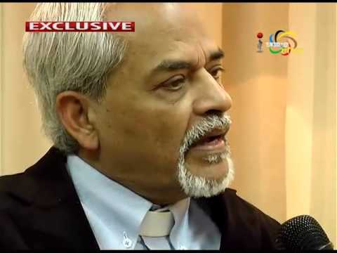Principal St Stephen's College, Rev. Valson Thampu Exclusive 2015