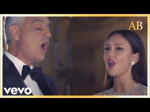 Andrea Bocelli, Aida Garifullina - Ave Maria pietas (24 ноября 2018)