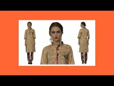 image of Cotton Kurtis youtube video 3