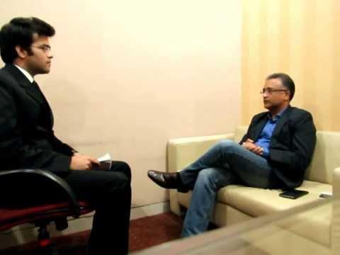 Interview of Meru Cabs CEO, Mr Siddharth Pahwa at IIM Indore Mumbai Campus