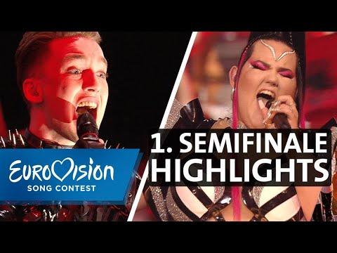 Eurovision Halbfinale