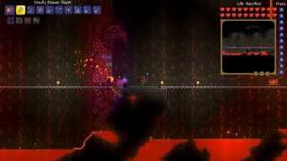 Wall of Flesh! Terraria Minus Two, Part 10