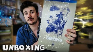 UNBOXING: FAR CRY 5 FATHER EDITION