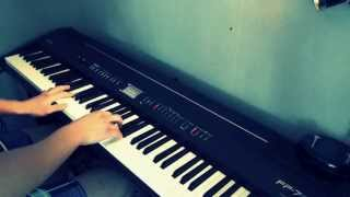 Wake Me Up - Avicii (Piano cover by Felix Göransson)
