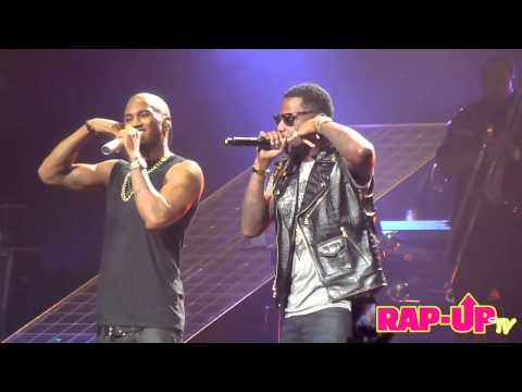 Trey Songz and Fabolous Perform 'Say Aah' in L.A.
