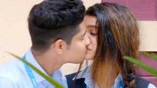 Priya Varrier And Roshan Liplock Scene In Oru Adaar Love