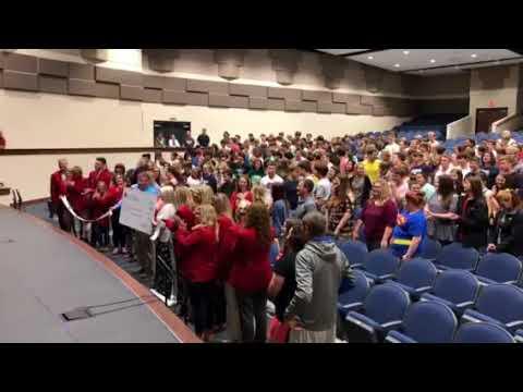 Southside Charter High School #RewardSchool Check Presentation