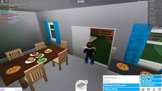 i had a couple of fans on bloxburg today -Roblox bloxburg-