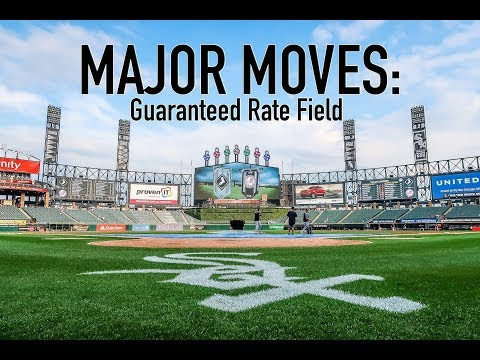 MAJOR MOVES: Guaranteed Rate Field - Chicago, IL (Ep. 3)