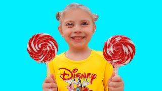 Melissa si Ziua Dulciurilor   Candy Day   Sketch Melly Karamely