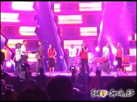 Ensayo de Las Ketchup (15-05-2006) Eurovision 2006