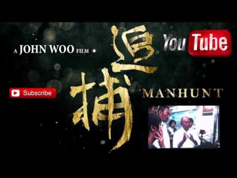 MANHUNT (2017) Official Trailer #1 (JOHN WOO Movie) 480p Offscreen HD