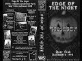 EDGE OF THE NIGHT: Halloween Party (Moscow, 1998) [VHS] - feat. ZIMA23, CYCLOTIMIA, NEUTRAL, DMT