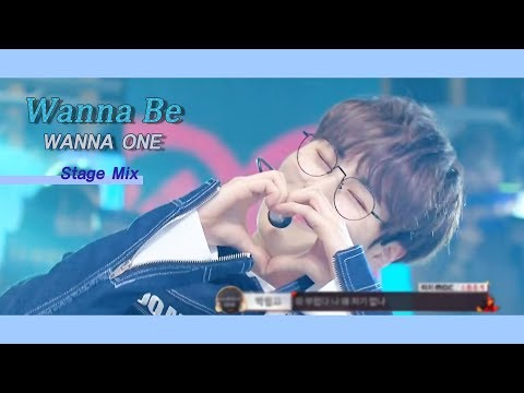 Free Download 워너원 (wanna One) - Wanna Be (워너비) 교차편집 (stage Mix) Mp3 dan Mp4