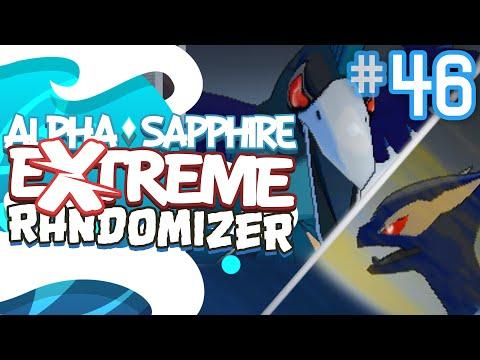 SHADOW HO-OH VS. SHADOW LUGIA?!!! - Pokémon Alpha Sapphire Extreme Randomizer (Episode 46)